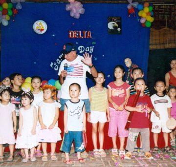 Delta family day Hanoi 2006