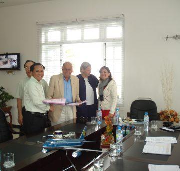 Lễ ký kết hợp đồng dự án khách sạn Green Island – Đà Nẵng