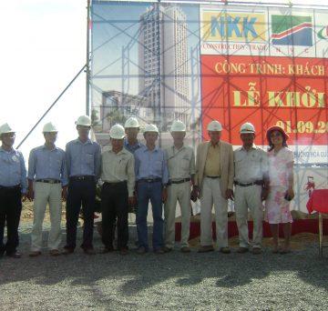 Lễ khởi công Dự án khách sạn Green Island – Đà Nẵng