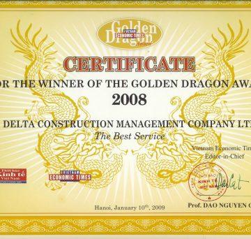 Dragon Certificate